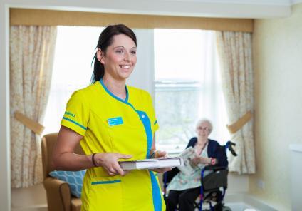 The Granby Newly refurbished care home Harrogate