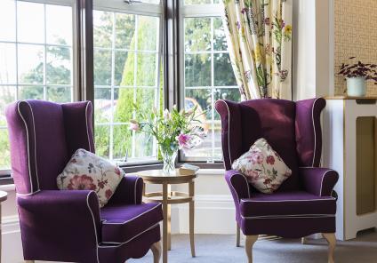 Hungerford living room