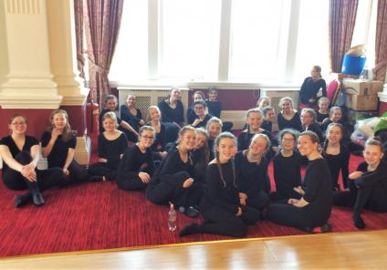 Reliving 'Musical Legends' with Harrogate High School