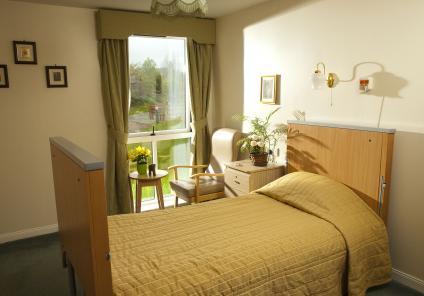 Kingsmills bedroom
