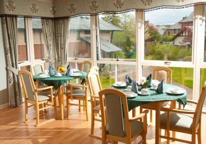 Kingsmills dining room