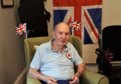 Residents at Meyrick Rise Care Home remember D-Day 75 years on