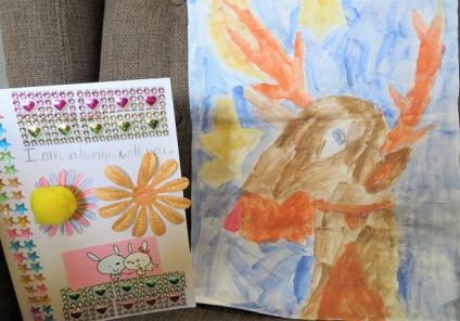 Westbury Court Care Home, Wiltshire-Cards and pictures received from our Postcard Pals