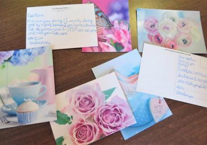 Westbury Court Care Home, Wiltshire-More lovely cards from our friend Amelia