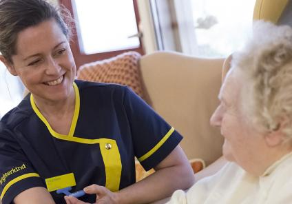Highfields Nursing care