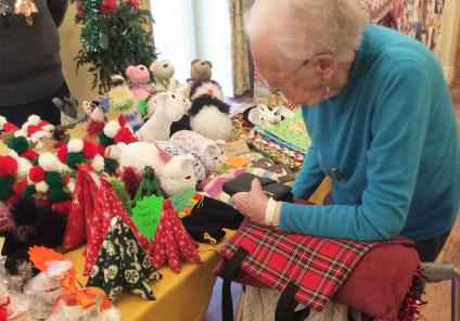Resident Rose takes a look at the festive goodies on offer!