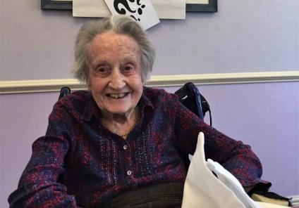 Cepen Lodge Care Home in Chippenham solved the mystery of 'who killed the butler?'. Resident Phyllis correctly believed Mrs van Der Slice to be the culprit!